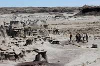 Day Trips: Bisti Badlands, New Mexico
