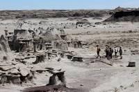 Day Trips: Bisti Badlands, New Mexico