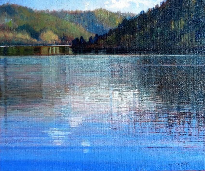 Whispered Lake
