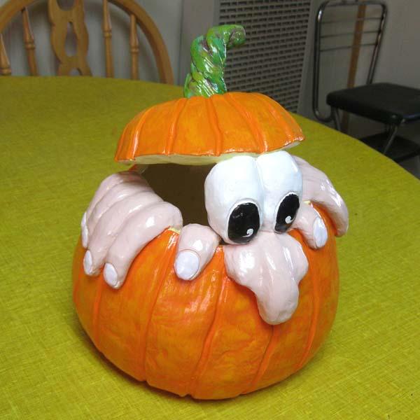 Killroy Pumpkin