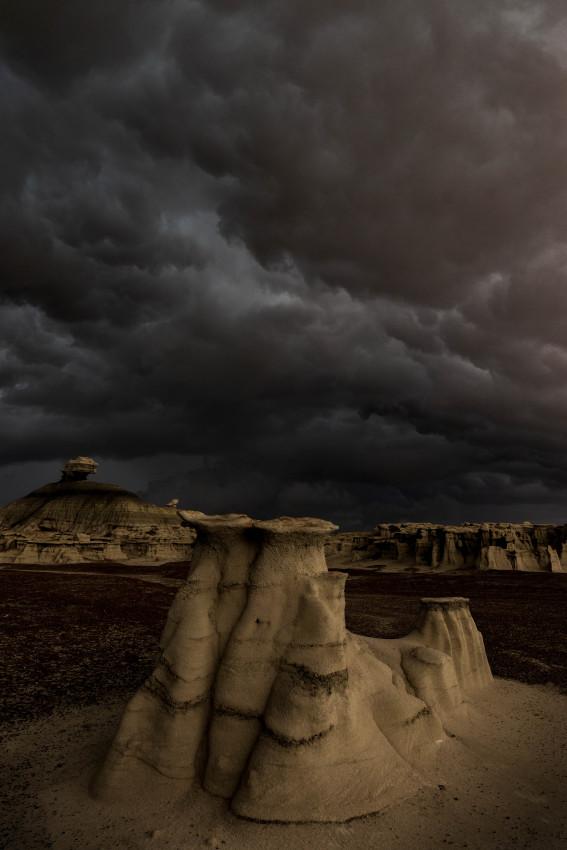 Hoodoo Storms