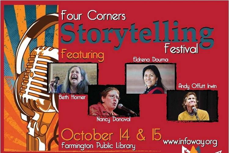 Four Corners Storytelling Festival