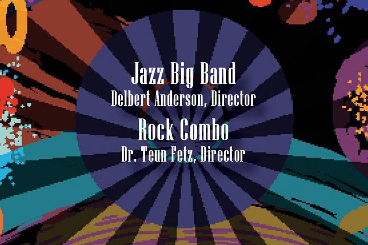 San Juan College Big Band/Rock Combo