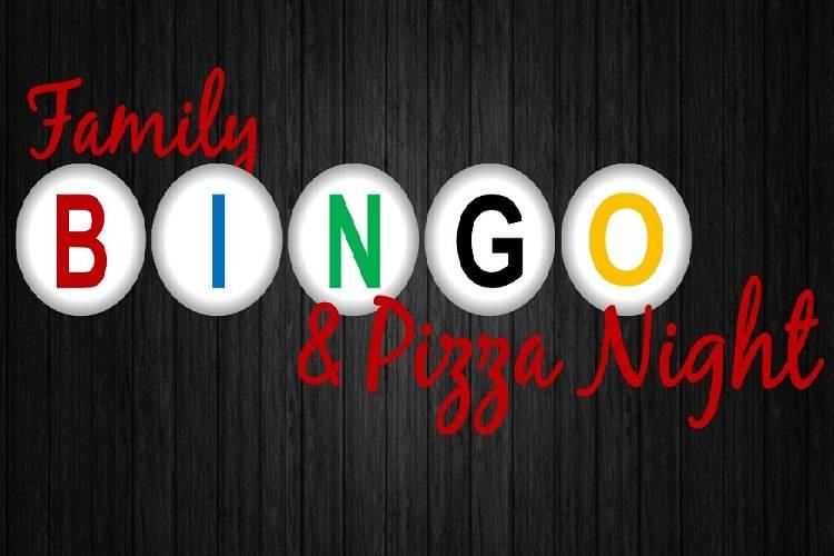 Family Bingo & Pizza Night