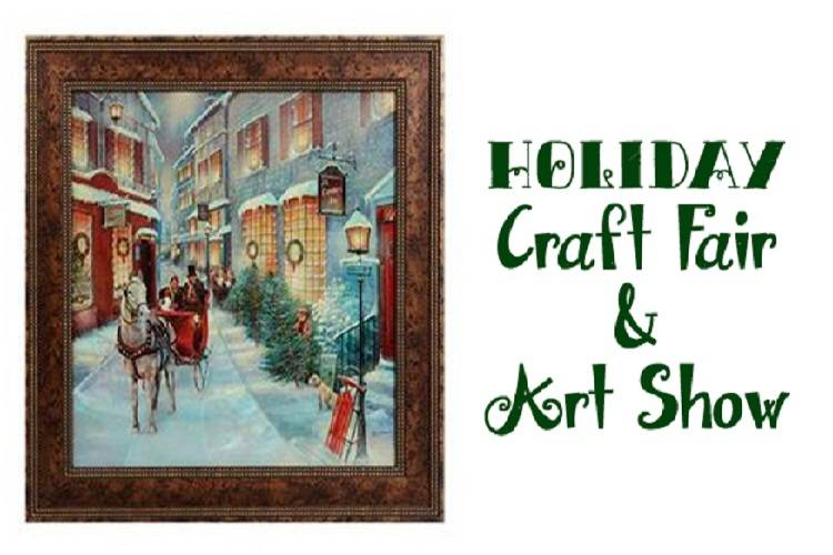 Holiday Craft Fair & Bonnie Dallas Art Show