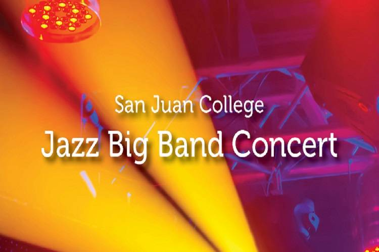 San Juan College Jazz Big Band Concert