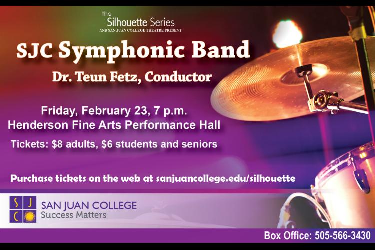San Juan College Symphonic Band