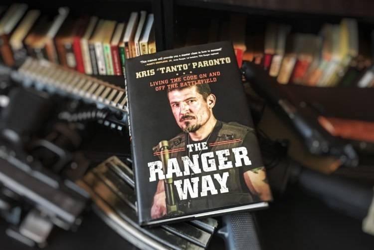 """Kris """"Tanto"""" Paronto: The Ranger Way"""