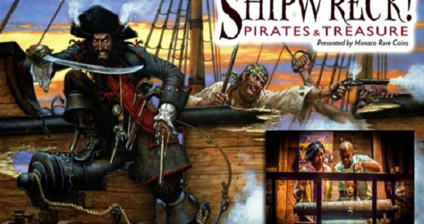 SHIPWRECK! Pirates & Treasure