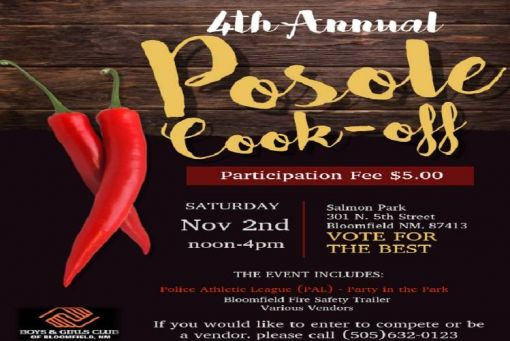 Posole Cook Off