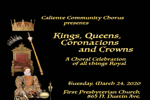 Kings, Queens, Coronations, and Crowns