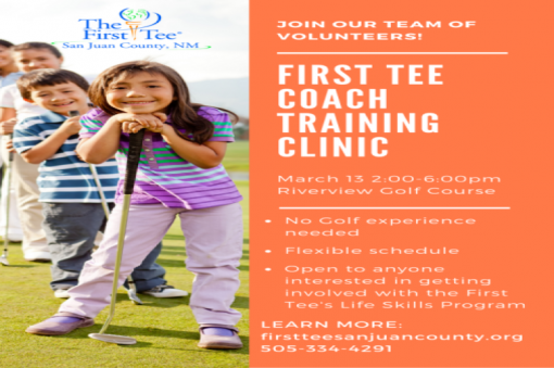 First Tee Coach Training Clinic