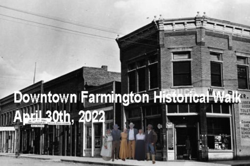 Farmington Historical Walk