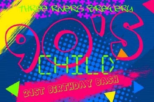 90's Child 3RB 21st Birthday Bash