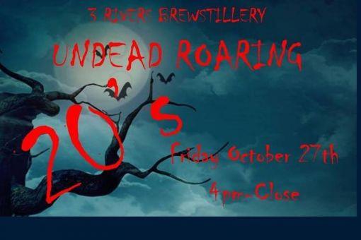 Undead Roaring 20's Halloween Party
