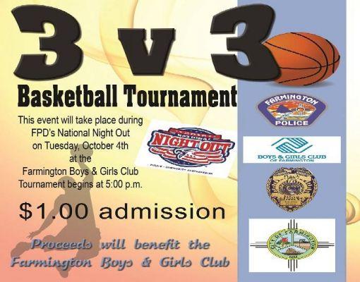 3v3 Basketball Tournament