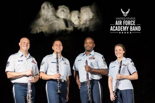 "USAF Academy Band ""Rockies Clarinet Quartet"""