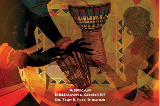 San Juan College African Drumming Ensemble