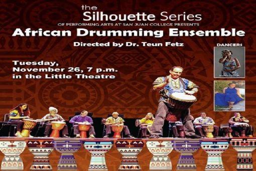 African Drumming Ensemble