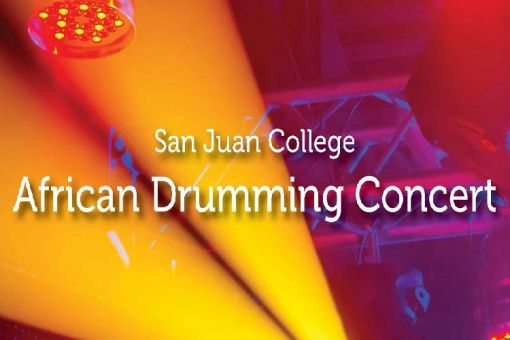 San Juan College African Drumming Ensemble