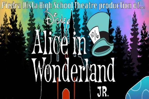 PVHS Theatre Presents Alice In Wonderland Jr.