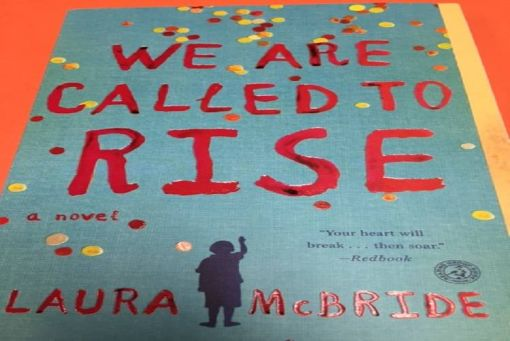 Author talk with Laura McBride