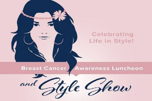 Breast Cancer Awareness Luncheon & Style Show