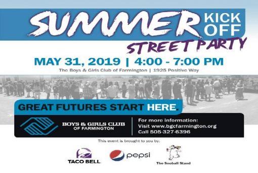 Summer Kick Off Street Party