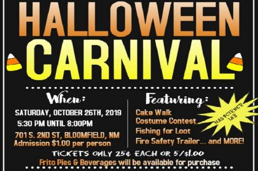 Annual Halloween Carnival