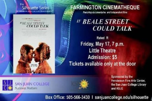 Farmington Cinematheque Series presents If Beale Street Could Talk