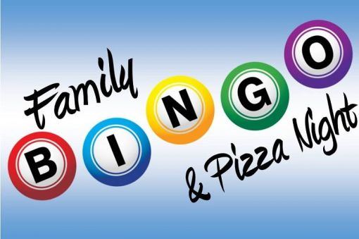 Family Bingo & Pizza Night