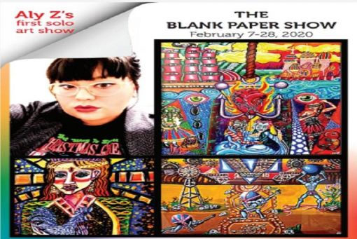 The Blank Paper Show