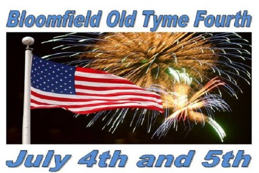 Bloomfield Old Tyme Fourth