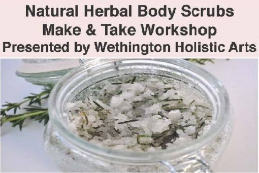 Make and Take Body Scrub Workshop