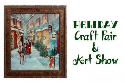 Holiday Craft Fair & Bonnie Dallas Art Show