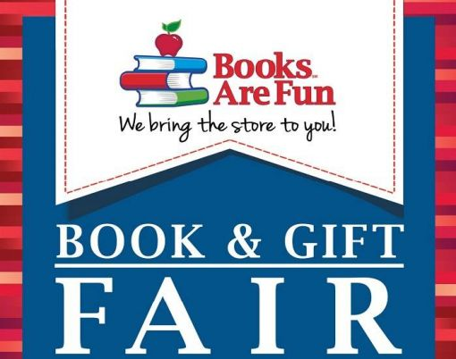 Book and Gift Fair Fundraiser