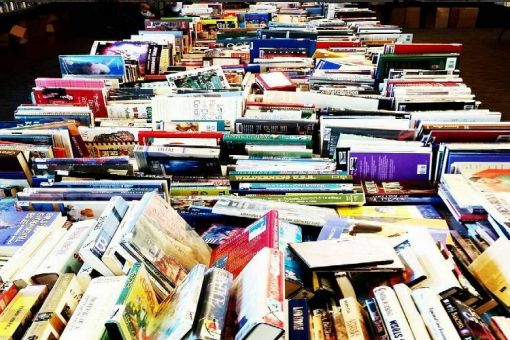 Library Foundation Book Sale