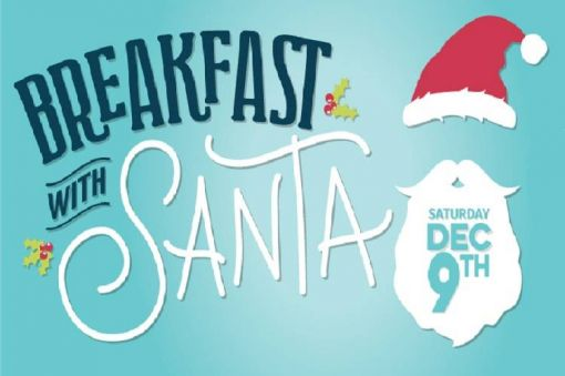 Breakfast with Santa at Fudds