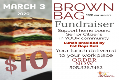 Brown Bag Fundraiser