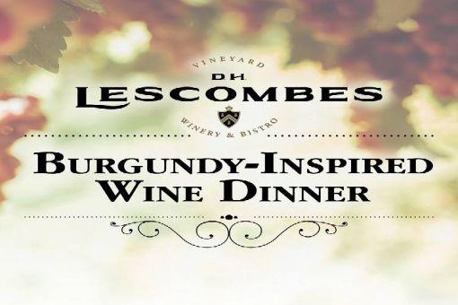 Burgundy-Inspired Wine Dinner