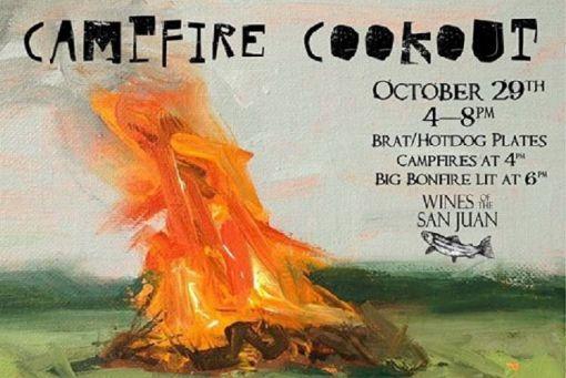 Campfire Cookout & Community Jam