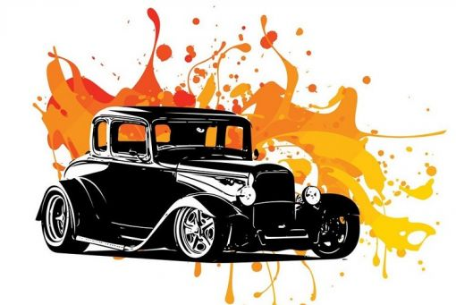 Cars & Canvases Art Show