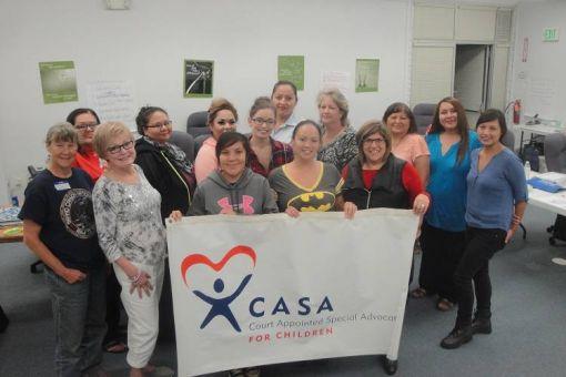 San Juan CASA Fall Training