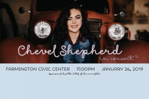 Chevel Shepherd in Concert