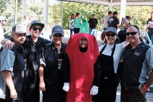 Chile in October-fest