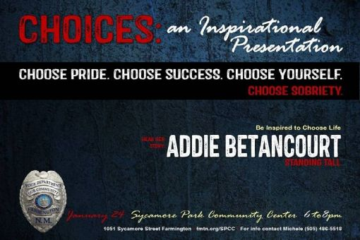 Choices: An Inspirational Presentation