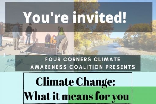 Four Corners Climate Change Conference