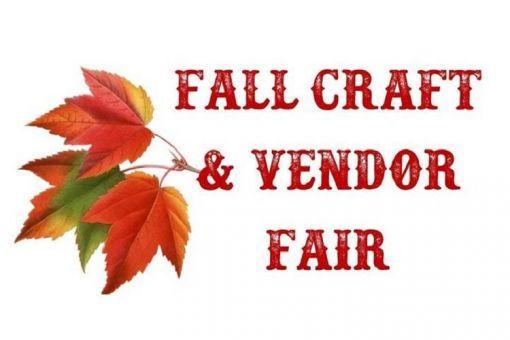 Fall Craft & Vendor Fair