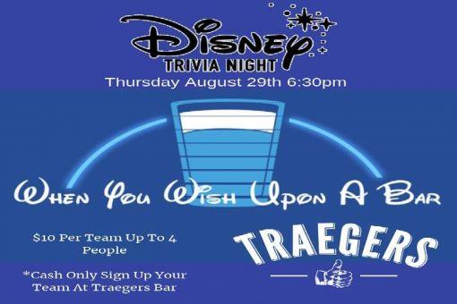 Trivia at Traegers