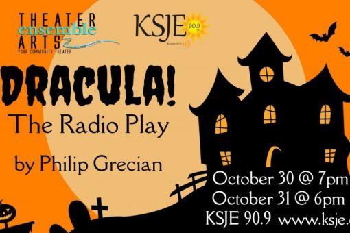 """Dracula! The Radio Play"""